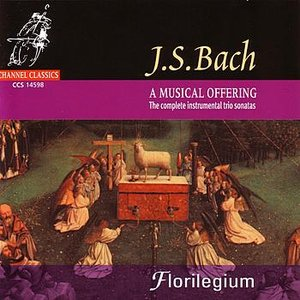 J.S. Bach: A Musical Offering - The Complete Instrumental Trio Sonatas
