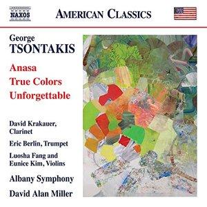 George Tsontakis: Anasa - True Colors - Unforgettable