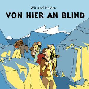 Von hier an blind