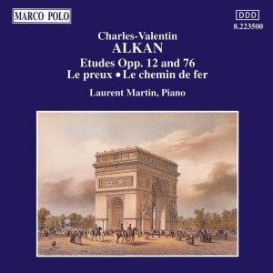 ALKAN: Etudes, Opp. 12 and 76