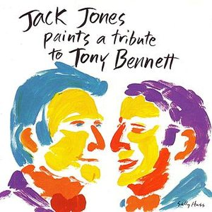 Paints A Tribute To Tony Bennett