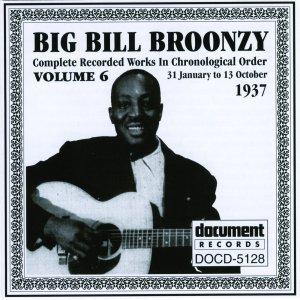 Big Bill Broonzy Vol. 6 1937