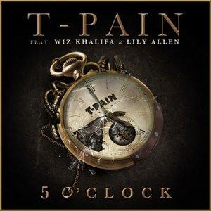 Avatar de T-Pain feat. Wiz Khalifa & Lily Allen