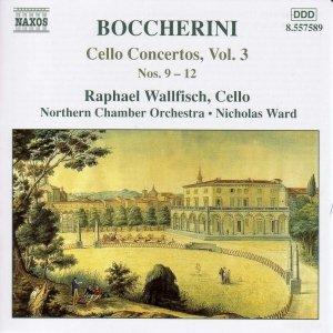 BOCCHERINI: Cello Concertos, Nos. 9-12