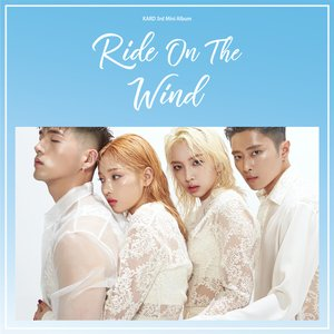 KARD 3rd Mini Album 'Ride on the Wind'