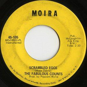 Scrambled Eggs / Dirty Red