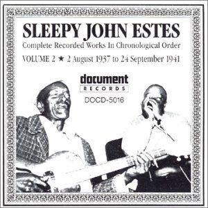 Sleepy John Estes Vol. 2 (1937 - 1941)