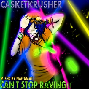 Image for 'Can't Stop Raving!!!'