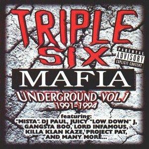 Underground, Volume 1: 1991-1994