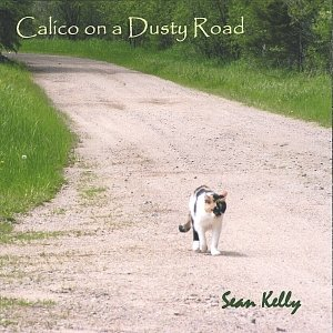 Calico on a Dusty Road
