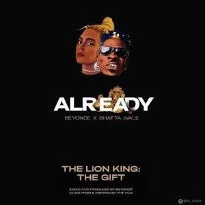Avatar de Beyoncé, Shatta Wale, Major Lazer