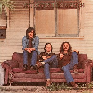 Crosby, Stills & Nash [with Bonus Tracks]