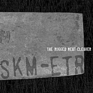 The Rugged Meat Cleaver