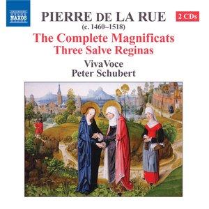 La Rue: Magnificats (Complete) / 3 Salve Reginas