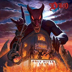 Holy Diver: Live
