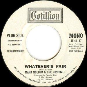 Whatever's Fair