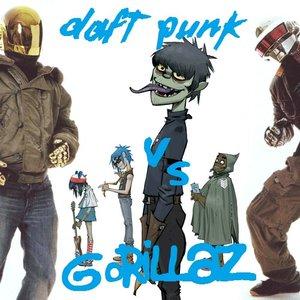 Avatar de Daft Punk vs Gorillaz