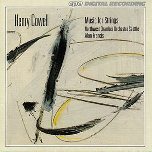Cowell: Music for Strings