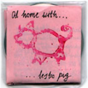 At Home With Lesbo Pig