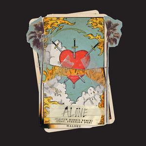 Alone (Calvin Harris Remix) (Feat. Stefflon Don)
