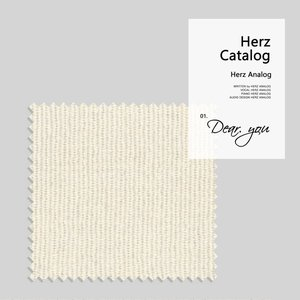 Herz Catalog - Dear You
