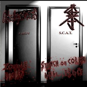 Zombie Yegers / Stench Of Corpse Anal Tract