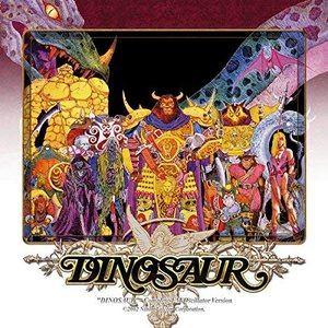 """Dinosaur"" Complete FM Oscillator Version"