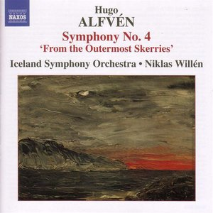 Alfven: Symphony No. 4, Op. 39 / Festival Overture, Op. 52