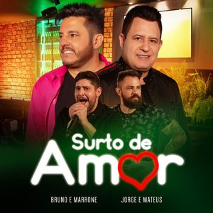 Surto De Amor (Ao Vivo)