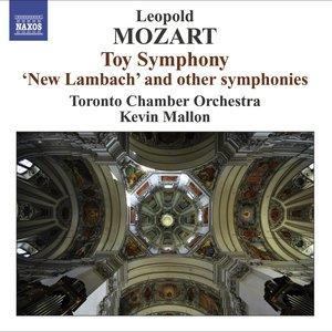"Mozart, L.: Toy Symphony / Symphony in G Major, ""Neue Lambacher"" / Symphonies, Eisen G8, D15, A1"