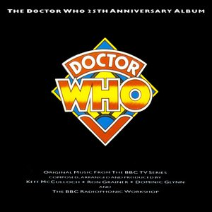 The Doctor Who 25th Anniversary Album