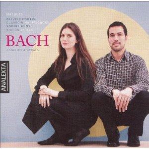 Bach: Concerti & Sonata