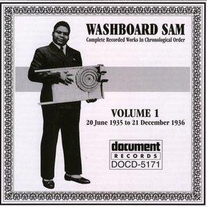Washboard Sam Vol. 1 (1935-1936)
