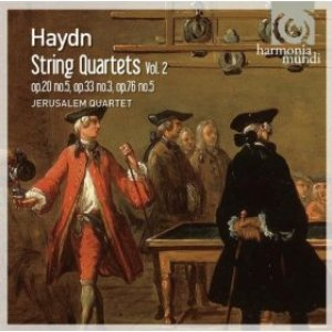 Haydn: String Quartets, Vol.2