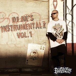 Dj AK's Instrumentalz Vol.1