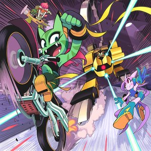Freedom Planet Official Soundtrack