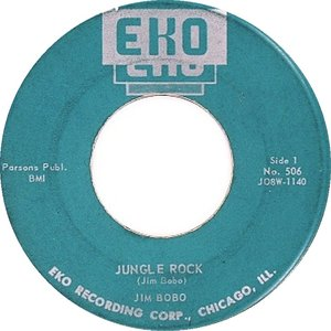Jungle Rock / When I'm in Your Arms