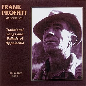 Frank Proffitt of Reese, NC