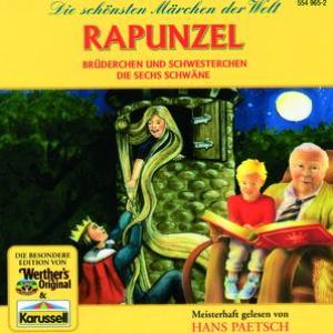Rapunzel - Brüderchen und Schwesterchen - Die sechs Schwäne