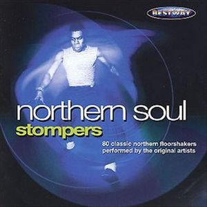 Northern Soul Stompers (disc 1)