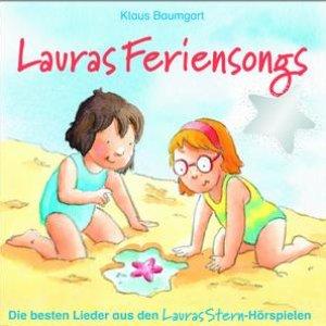 """Lauras Feriensongs (Die besten Lieder aus den """"Lauras Stern"""" Hörspielen)"""