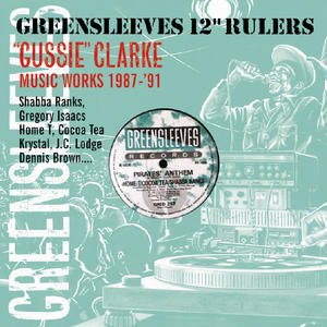 "Image for '12"" Rulers - Gussie Clarke's Music Works'"