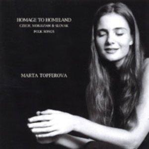 Homage To Homeland - Czech, Moravian & Slovak Folk Songs