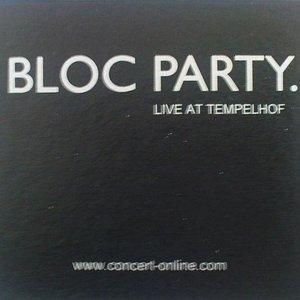 Intimacy: Live At Tempelhof