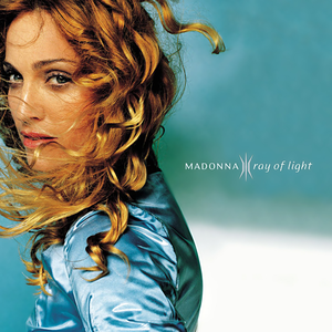 Album artwork for Ray of Light by Madonna