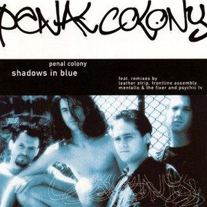 Shadows In Blue