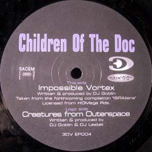Creatures From Outerspace / Impossible Vortex