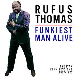 Funkiest Man Alive: The Stax Funk Sessions 1967-1975
