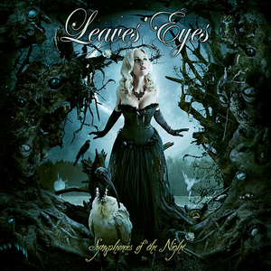 Cover Leaves' Eyes - Symphonies of the Night