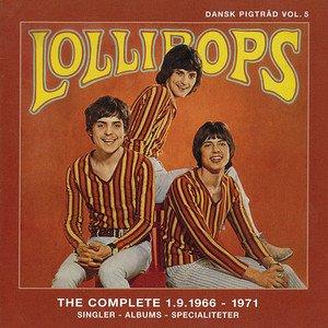 Dansk Pigtråd vol.5 / Lollipops - The Complete 1966 - 1971 (Disk 1)